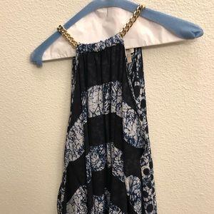 Michael Kors tie die dress!